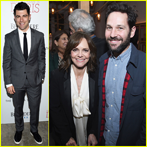 Sally Field & Max Greenfield Get Paul Rudd's Support At 'Hello, My Name is Doris' NYC Premiere!