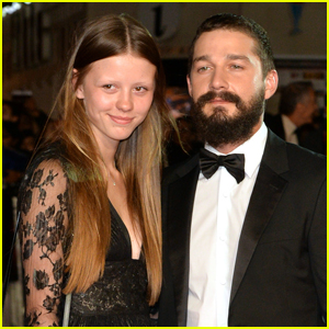 Shia LaBeouf & Mia Goth Are Engaged - Report