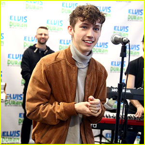 Troye Sivan Covers Alessia Cara's 'Here' on Z100 - Watch Now!