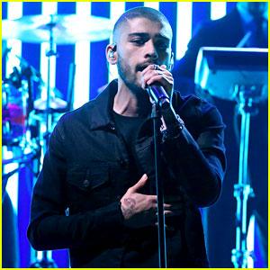Zayn Malik Performs 'Like I Would' Live on 'Fallon' (Video)