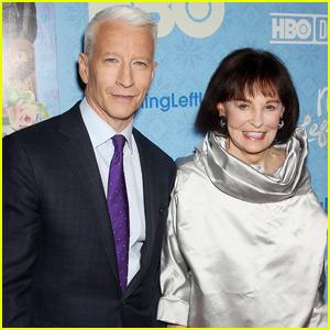 Anderson Cooper & Gloria Vanderbilt Premiere 'Nothing Left Unsaid'