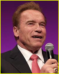 Arnold Schwarzenegger's Son Joseph Baena Is All Grown Up & Very Buff ...  Arnold Schwarzenegger