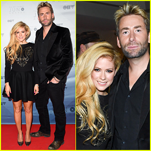 Avril lavigne responds to taylor swift meet greet photo avril lavigne supports ex chad kroeger at juno awards 2016 m4hsunfo