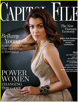 Bellamy Young Describes Her Relationship with 'Scandal' Co-Stars