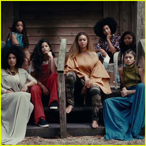 Beyonce 'Lemonade' Cameos: Zendaya, Serena Williams & More