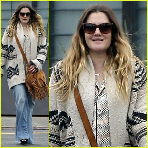 Drew Barrymore Steps Out After Her Divorce News