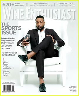 Dwyane Wade Says Wine Is Popular with NBA Players