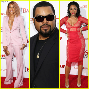 Eve & Ice Cube Bring 'Barbershop: The Next Cut' To Hollywood!