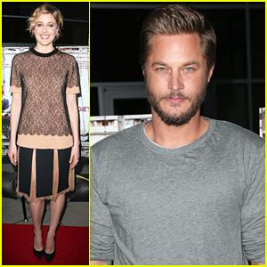 Greta Gerwig & Travis Fimmel Bring 'Maggie's Plan' To Hollywood - Watch Trailer!