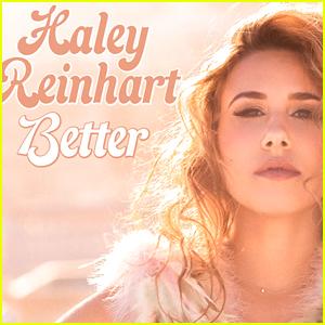 American Idol's Haley Reinhart Drops New Single 'Better'!