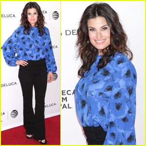 Idina Menzel Shares Her Career Path at Tribeca Talks Storytellers