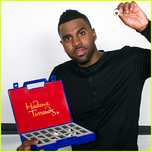 Jason Derulo Is Getting a Madame Tussauds Wax Figure!