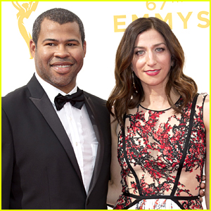 Jordan Peele & Chelsesa Peretti Are Married!