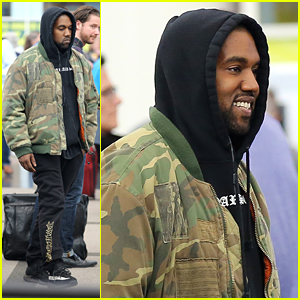 Kanye West Flies Out of Colorado Ahead of Kardashian Family