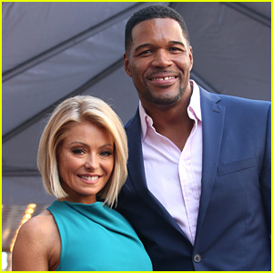 Kelly Ripa Absent From 'Live' as Michael Strahan Announces His Exit (Video)