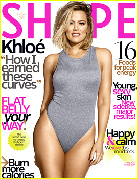 Khloe Kardashian Talks Her Fab Figure: 'I Feel Empowered & Badass'
