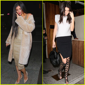 Kylie & Kendall Jenner Look Super Cute in Throwback Photo!