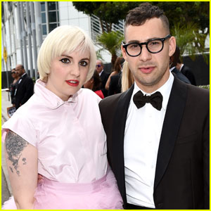 Lena Dunham Gets Ring From Jack Antonoff for Anniversary
