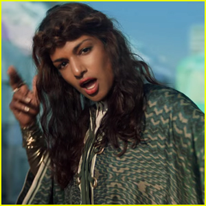 M.I.A. Raises Awareness For World Recycle Week In 'Rewear It' Music Video - Watch Now!