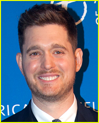 Michael Buble Eating Corn Becomes a Trending Topic!