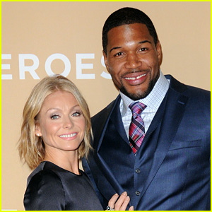 Michael Strahan Praises Kelly Ripa Amid Reported Behind-the-Scenes Drama (Video)