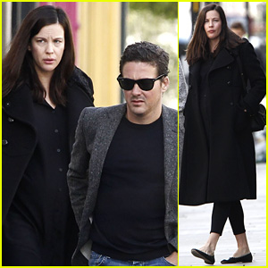 Liv Tyler Shows Off Her Bare Baby Bump in New Photo!