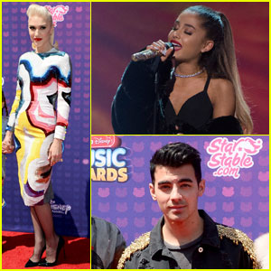 Radio Disney Music Awards 2016 - All the Stars!