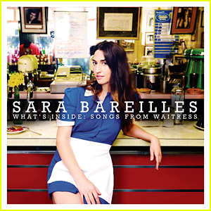 Sara Bareilles Records Turn-Off-Your-Phone Song for Broadway's 'Waitress' - Listen Now!