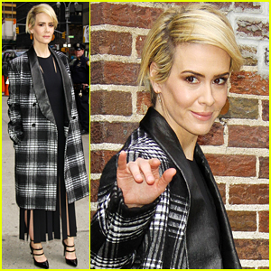 Sarah Paulson Is Waiting to Watch 'The People v O.J. Simpson'