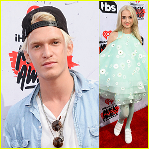 Cody Simpson Chips Tooth Before iHeartRadio Music Awards 2016