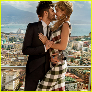Zayn Malik & Gigi Hadid Star in Romantic 'Vogue' Fashion Spread