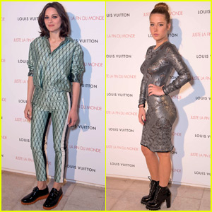 Marion Cotillard & Adele Exarchopoulos Celebrate 'It's Only the End of the World' Premiere