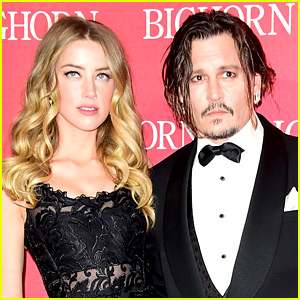 Amber Heard Claims Domestic Violence with Johnny Depp, Files for Restraining Order - See Photo of Her Bruised Face