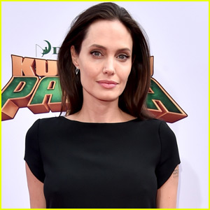 Angelina Jolie Opens Up About New Humanitarian Partnership