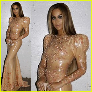 Beyonce Posts Preview of Her Met Gala 2016 Look!
