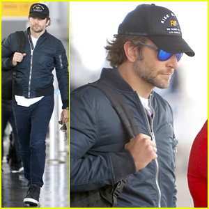Bradley Cooper Arrives in NYC for Met Gala 2016