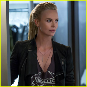 Charlize Theron in 'Fast & Furious 8' - First Look Revealed!