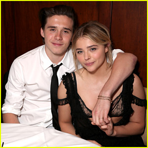 Chloe Moretz & Brooklyn Beckham Couple Up at 'Neighbors 2' After Party