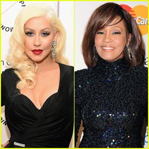 Christina Aguilera Reacts to Canceled Whitney Houston Hologram Duet