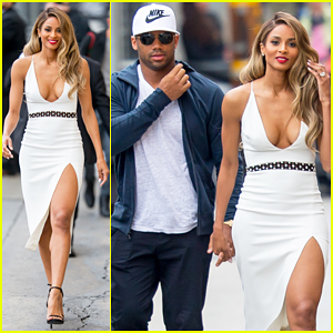 Ciara Is Okay With Ludacris Planning Russell Wilson's Bachelor Party