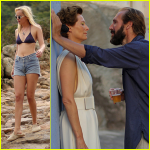 Dakota Johnson Stars in 'A Bigger Splash' - See Exclusive Images!