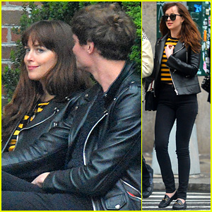 Dakota Johnson Is Back in New York City After More 'Fifty Shades' Filming