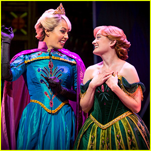 Disneyland's 'Frozen' Musical is Open - See Video & Photos!