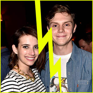Emma Roberts & Evan Peters Split Again (Report)