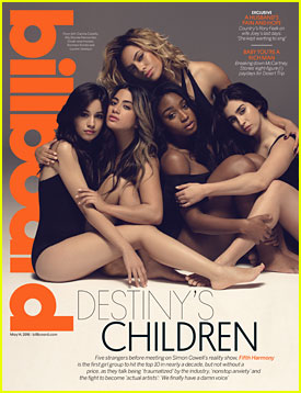 Fifth Harmony Talk Their Highs & Lows in 'Billboard' Mag