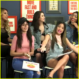 Fifth Harmony Sings Happy Birthday to Normani Kordei! (Video)