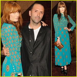 Florence Welch Brings 'Odyssey' To NYC For Special Screening!