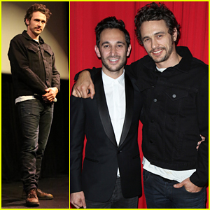 James Franco Moderates Screening Q&A For 'Those People'!