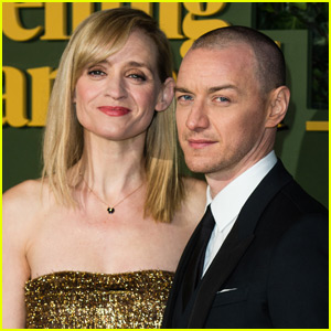 James McAvoy & Wife Anne-Marie Duff File for Divorce