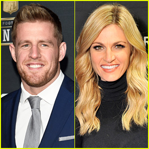 Erin Andrews & J.J. Watt Co-Hosting CMT Awards 2016!